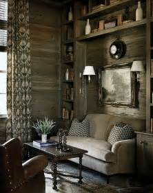 mountain homes interiors mountain magic with refined rustic style the room