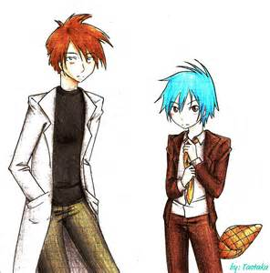 Human Perry The Platypus and Doof