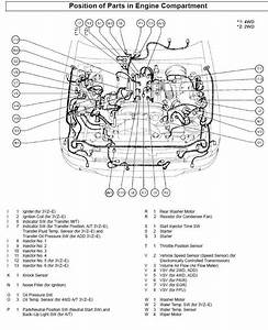 Knock Sensor Location - Toyota 4runner Forum