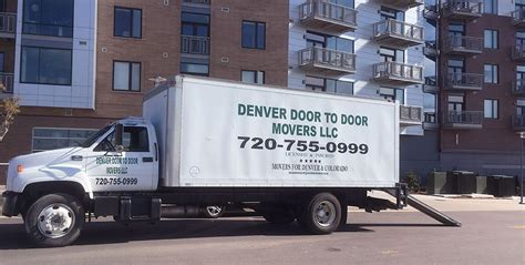 Denver Door To Door Movers Llc