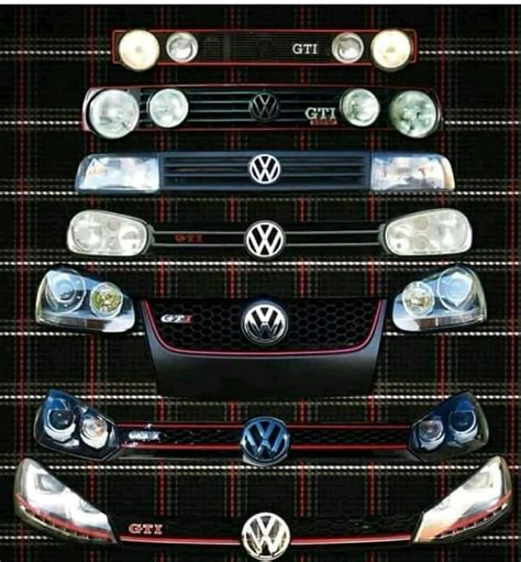 vw golf gti evolution