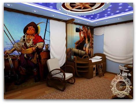 Pirate Theme Bedroom