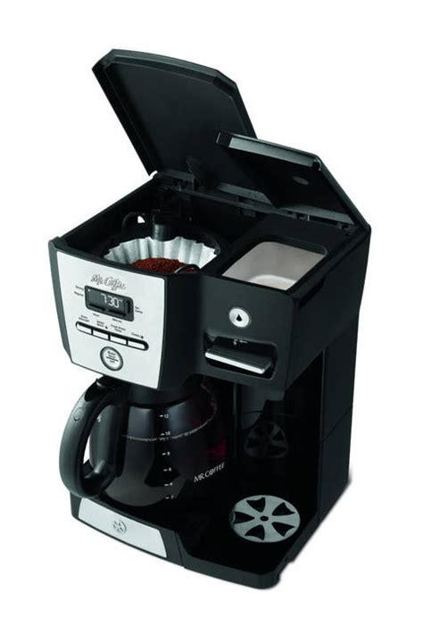 Browse our instruction manuals to find answers to common questions about mr. Mr. Coffee® Versatile Brew 12-Cup Programmable Coffee Maker and Hot Water Dispenser, BVMC-DMX85