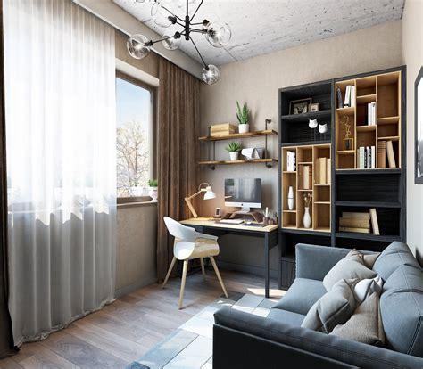 le de bureau industrielle 20 idées pour agencer et décorer un bureau