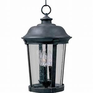 maxim lighting dover die cast 3 light bronze outdoor With cast outdoor lighting sale