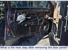 Need help ASAP Window fell off track Bimmerfest BMW