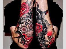 Tatouage Visage Femme Mexicaine Signification Tattoo Art