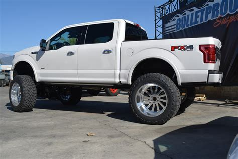 Ford F150 10-12 Inch Suspension Lift Kit 2015-2018
