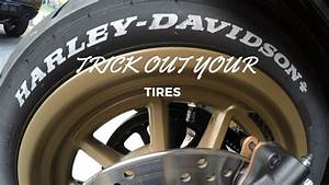 trick out tires with white letters youtube With goodyear red letter tires