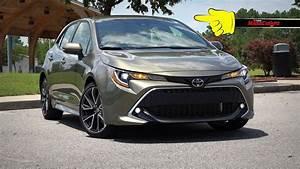 New Toyota Corolla Hatchback Xse Manual