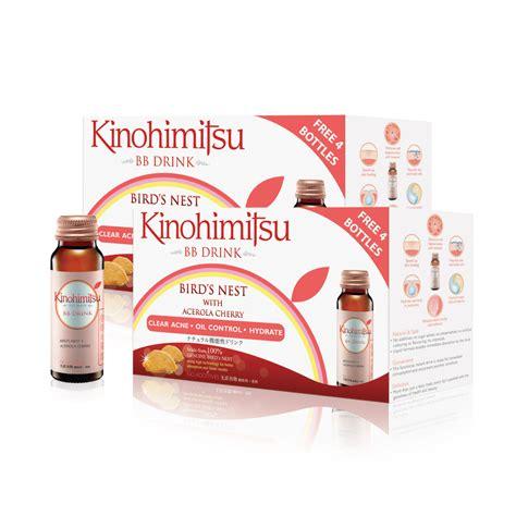 Kinohimitsu Bb Drink Birds Nest 10s Lerfelcom