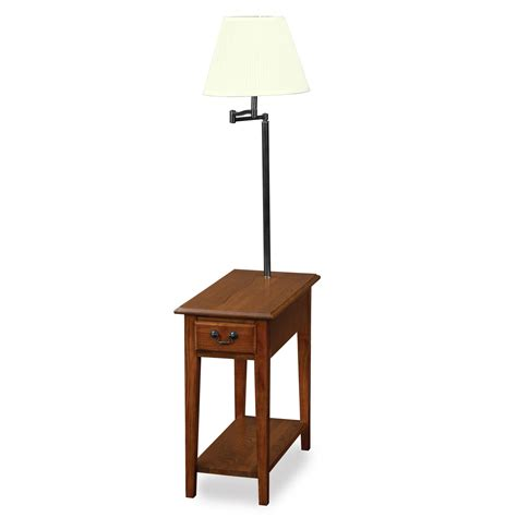 chair and end table amazon com leick chair side l end table with drawer