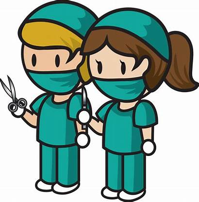 Nurse Clipart Surgeon Surgical Services Consultant Toolbox