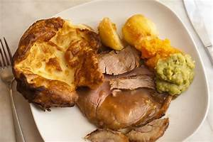 Free image of Traditional English Sunday Dinner