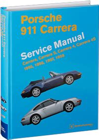 online car repair manuals free 1988 porsche 911 parking system porsche 911 993 1995 1998 repair information bentley publishers repair manuals and