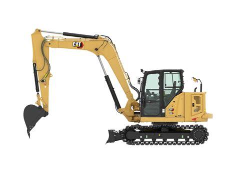 cr mini hydraulic excavator excavators track  sale carter machinery