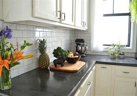 Replacing Tile Countertops by 13 Ways To Transform Your Countertops Without Replacing
