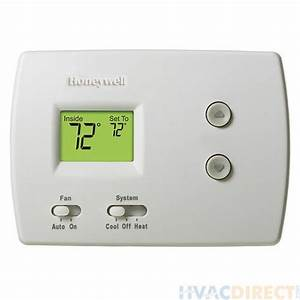 Honeywell Pro Non-programmable Thermostat
