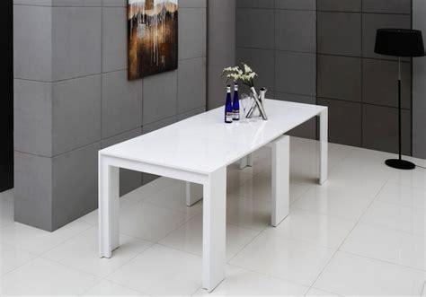 table de salle à manger extensible table 224 manger extensible pour votre salle manger moderne