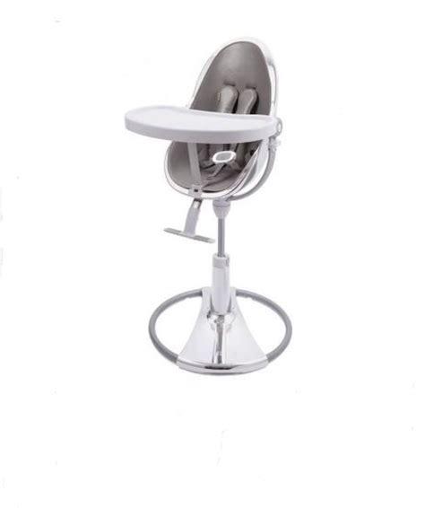 bloom chaise haute chaise haute bloom fresco chrome châssis silver