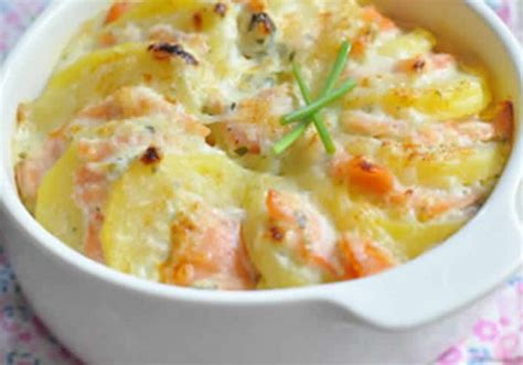 cuisiner avec cookeo saumon et pommes de terre au creme avec cookeo