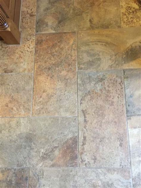 large  grout lines