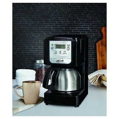 Coffee espresso maker is one of the most suitable, easy to use and simple coffee maker machines one can find anywhere in the world. Mr. Coffee JWX9 5 Cup Programmable Coffee Maker