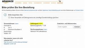 Amazon Auf Rechnung Geht Nicht : auf amazon ohne kreditkarte bezahlen so geht 39 s schritt ~ Themetempest.com Abrechnung