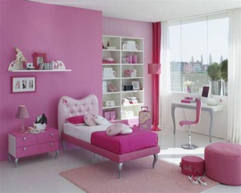 Pink Kids Room Design  Architecture & Interior Design