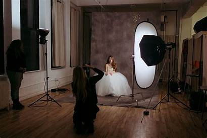 Behind Scenes Lighting Holly Taylor Studio Setup