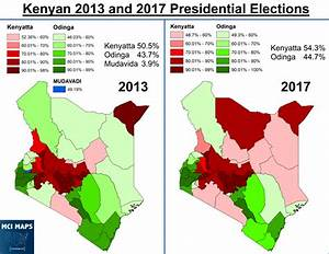 Kenya's Presidential Results Were Fair – But Its Ethnic ...