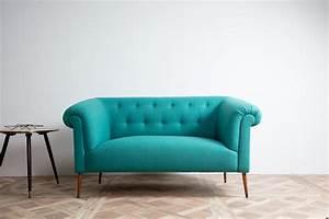Sofa Chesterfield Style : vintage chesterfield style sofa for sale at pamono ~ Watch28wear.com Haus und Dekorationen