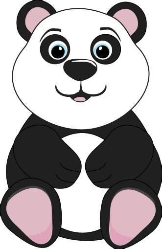 Panda Bear Clip Art - Panda Bear Image   Panda bear art ...