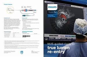 Philips Pioneer Plus Ivus Guided True Lumen Re