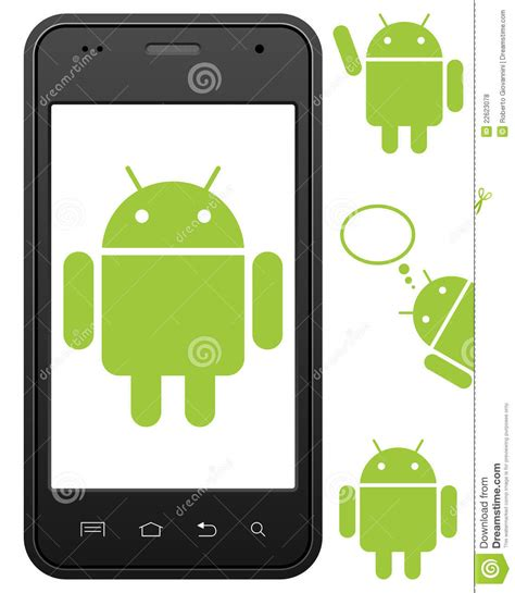 free downloads for android cell phones generic android cell phone editorial stock photo image of