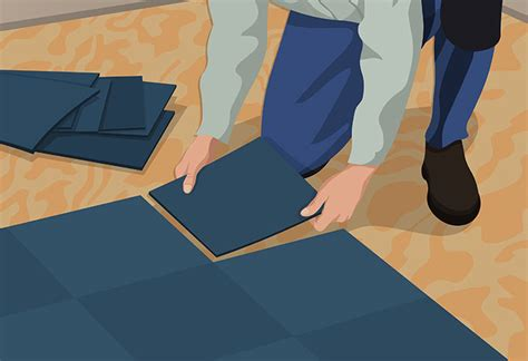 installing carpet tiles how to install carpet tiles at the home depot