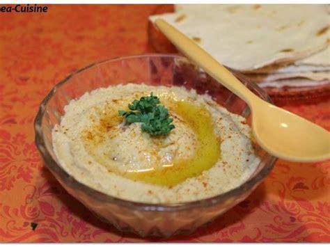 cuisine libanaise houmous recettes de libanais