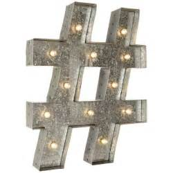 15 best marquee lights images on pinterest marquee With marquee letter lights hobby lobby