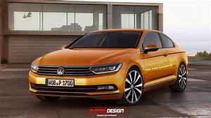 Passat Cc 2015 : 2015 volkswagen passat coupe and shooting brake rendered autoevolution ~ Medecine-chirurgie-esthetiques.com Avis de Voitures