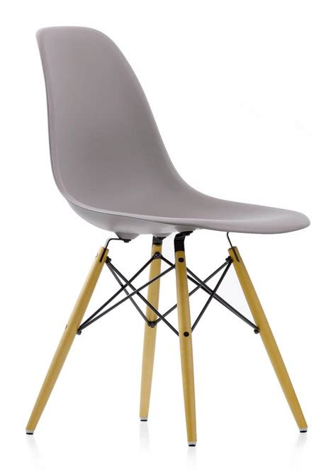 vitra eames plastic side chair dsw by charles eames