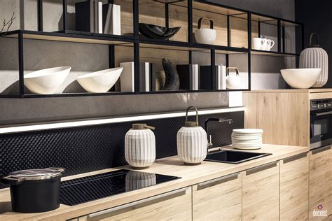 these 20 stylish kitchen island practical and trendy 40 open shelving ideas for the