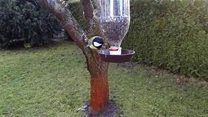 Vogelfutterspender Selber Bauen : vogelfutterflasche youtube ~ Whattoseeinmadrid.com Haus und Dekorationen