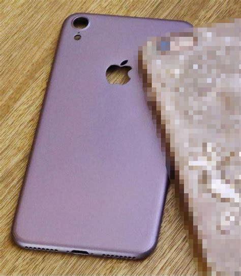 iphone 7 prototype alleged iphone 7 prototype leak shows four separate