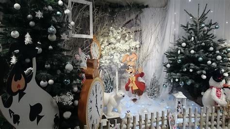 decoration de noel vitrine decor noel entreprises vitrines noel decor noel vitrines arbre de noel decorateur noel