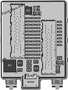 Acadium Fuse Box Diagram