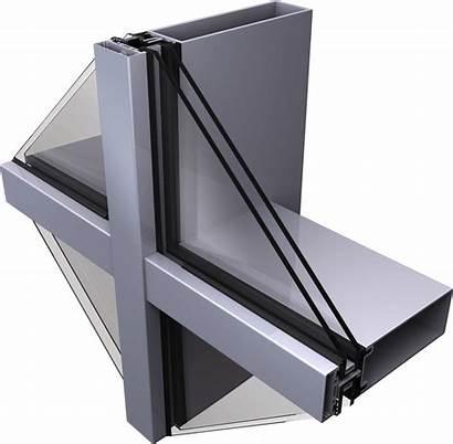 Infinity Curtainwall Box Framing Curtain Steel Beam