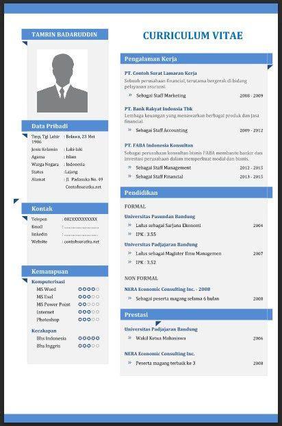 contoh resume yang baik 2017 1000 ide tentang desain cv di riwayat hidup resum 233 dan resume desain