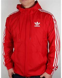 Adidas Originals Itasca Windbreaker Red,jacket,windrunner,coat