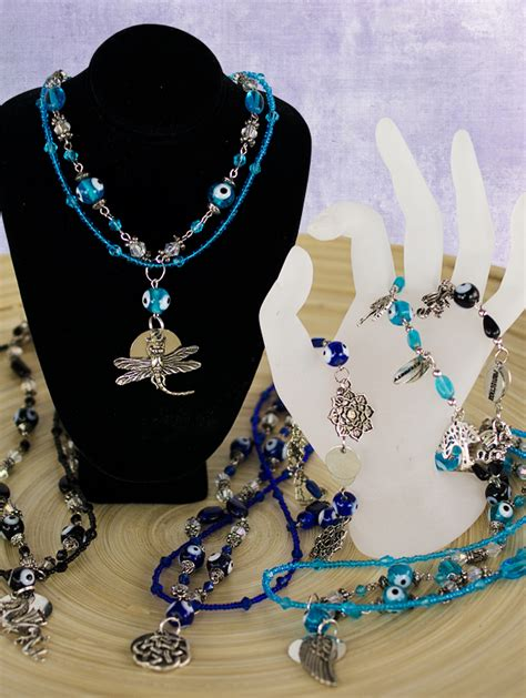 Spiritual Jewelry for Protection | Kheops International
