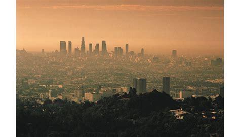 Visuals: Smog over Los Angeles